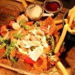 Milanese chicken - (M)