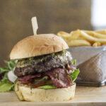Pistachio Beef Burger