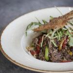 Quinoa Beef Salad