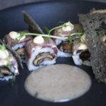 Tataki Beef with Porcini Mushroom